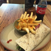 Photo taken at Nando's by Peter L. on 6/7/2016