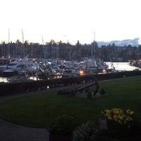 Photo taken at Seattle Yacht Club by Dana C. on 3/22/2014
