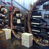 Photo taken at Mount Palomar Winery by Dana C. on 2/2/2013