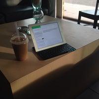 Photo taken at 5ta. Avenida Café by Kar A. on 8/26/2014