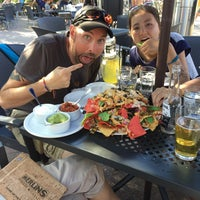 Photo taken at Merlins Bar & Grill Whistler by Dean N. on 8/14/2016