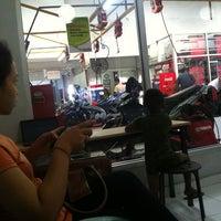 Photo taken at Agung Motor Yamaha by Dedot on 4/2/2013