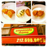 Photo taken at Empanada Mama by Anita L. on 9/21/2013