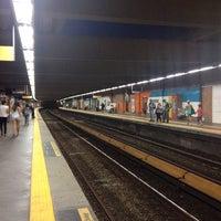 Photo taken at Linha 613 - Del Castilho / Rio Centro by Poio V. on 11/3/2014