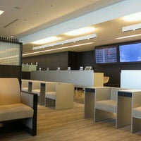Photo taken at ANA Lounge - Main Bldg. North by Lily C. on 5/26/2013