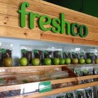 Photo taken at Freshco Bar Orgánico by Heri D. on 1/26/2013