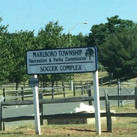 Photo taken at Marlboro Soccer Complex by Kippy C. on 6/21/2016