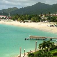 Photo taken at Simpson Bay Resort & Marina by Elite M. on 5/28/2013