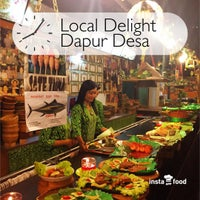 Photo taken at Dapur Desa by Rebecca on 7/26/2015