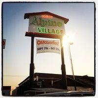 Photo taken at Alpine Village Market by Arek R. on 9/29/2012