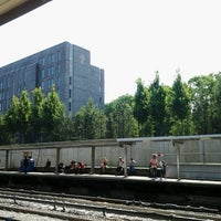 Photo taken at Metro North - Fordham Train Station by Grace L. on 6/22/2013