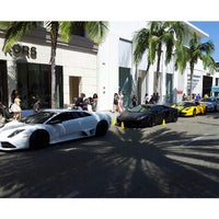 Photo taken at Luxe Hotel Rodeo Drive by Alex B. on 7/14/2013