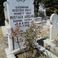 Photo taken at Hocacihan Mezarlığı by Sibel Ebru K. on 9/11/2016