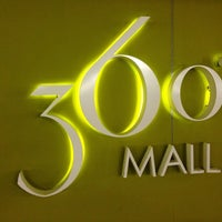 Photo taken at 360° Mall by RANA on 7/5/2013