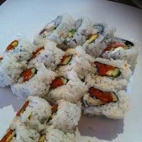 Photo taken at Sushi Shack by Tom B. on 6/21/2013