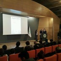 Photo taken at Üsküdar Üniversitesi Nermin Tarhan Konferans Salonu by Yagmur D. on 12/21/2016