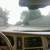 Photo taken at NJ Route 18 by Christopher F. on 9/18/2012