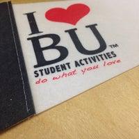 Photo taken at Boston University Student Activities Office (BU SAO) by Dana F. on 1/31/2014