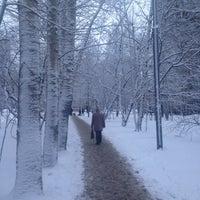 Photo taken at Артековская улица by Shafa N. on 12/1/2015