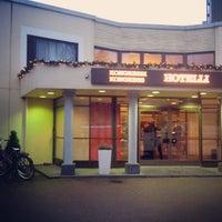 Photo taken at Hotel Haikko Manor Porvoo by Kseniya V. on 11/28/2012
