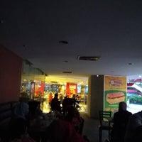 Photo taken at CIMB Cafe at MBC by Naufal Z. on 6/25/2016