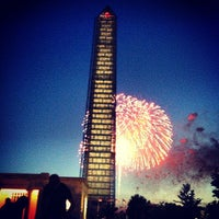 Photo taken at Washington Monument by Mari S. on 7/5/2013