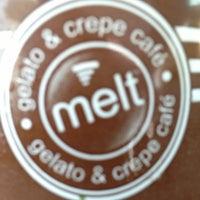 Photo taken at Melt Gelato by Aaron H. on 5/5/2013