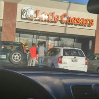 Photo taken at Little Caesars Pizza by Jason M. on 3/29/2016