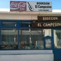 Photo taken at Bodegón El Campesino by Katerina N. on 4/29/2014