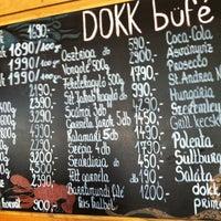 Photo taken at Budaörsi Halpiac - The Fishmonger by Laszlo K. on 12/29/2012