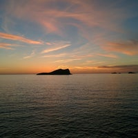 Photo taken at Cala Comte / Conta by Jorge P. on 10/24/2014