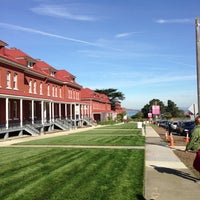 Photo taken at The Walt Disney Family Museum by Ian S. on 11/11/2012