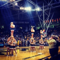 Photo taken at Coors Events Center by Zach G. on 11/14/2013