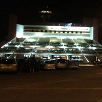 Photo taken at Aeropuerto Internacional Silvio Pettirossi (ASU) by Rodney K. on 12/8/2012