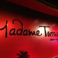 Photo taken at Madame Tussauds Hollywood by Abdullah A. on 1/27/2013