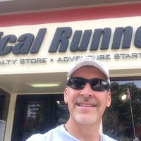 Photo taken at Vertical Runner by Anthony B. on 8/8/2014