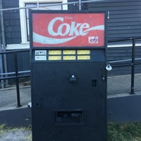 mystery soda machine