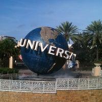 Photo taken at Universal Studios Florida by Alejandro Q. on 12/16/2013