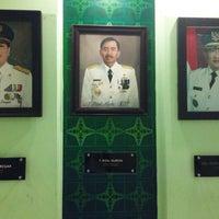 Photo taken at Museum Sumatera Utara by pai e. on 6/13/2016