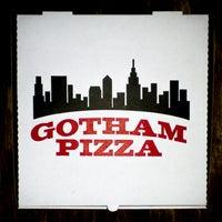 Photo taken at Gotham Pizza by Jø P. on 5/19/2013