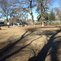Photo taken at Carmichael Dog Park by Kaitlyn F. on 12/30/2012
