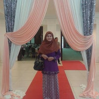 Photo taken at Dewan Hikmah by Abby A. on 11/29/2015