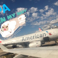 Photo taken at Gate C19 by Maggie L. on 10/21/2016