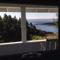 Photo taken at Little Harbor by Jen R. on 7/5/2013
