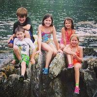 Photo taken at Little Harbor by Jen R. on 6/30/2013
