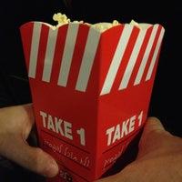 Photo taken at Lev Cinema by Merav G. on 3/15/2013