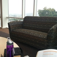 Photo taken at Rose Library by Kimberly S. on 9/21/2013