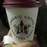 Photo taken at Pret A Manger by Maryna B. on 2/4/2016