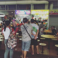 Photo taken at Blk 505 Market & Food Centre by Milson N. on 3/2/2016