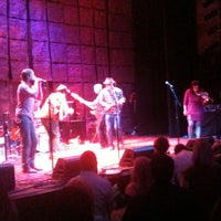 Photo taken at World Cafe Live at the Queen by Carly S. on 11/25/2012
